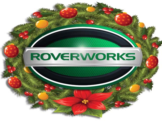 Merry Christmas from Roverworks!