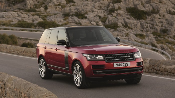 New Trim Level For Range Rover Announced For Model Year - Range rover maintenance schedule